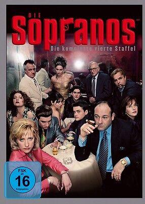 4 DVD Box - Die Sopranos - Staffel 4 NEU OVP