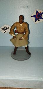 Star Wars Action Figure Disney Jedi Master Mace Windu, 2003