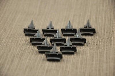 WINDSHIELD MOUNTING CLIPS 10x LAND ROVER 14MM WINDSCREEN