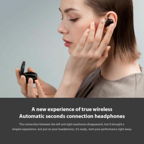 For Xiaomi Redmi TWS Airdots Headset Bluetooth 5.0 Auriculares estéreo HQ A++++