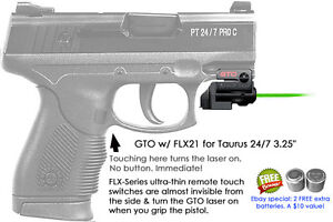 Details about ArmaLaser GTO for Taurus 24/7 3 25