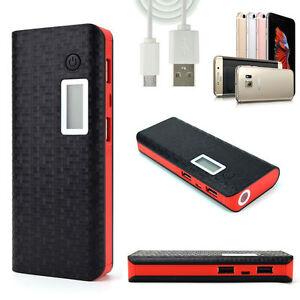 Black-External-300000mAh-Power-Bank-LED-Backup-Battery-Charger-iphone-11-pro-s10