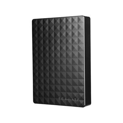 Seagate 4TB Expansion Portable External Hard Drive USB 3.0 Model STEA4000400 Bla