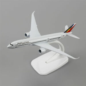 New-16cm-Aircraft-Plane-A-350-Air-Philippines-Airlines-Diecast-Model-Toy-Gift