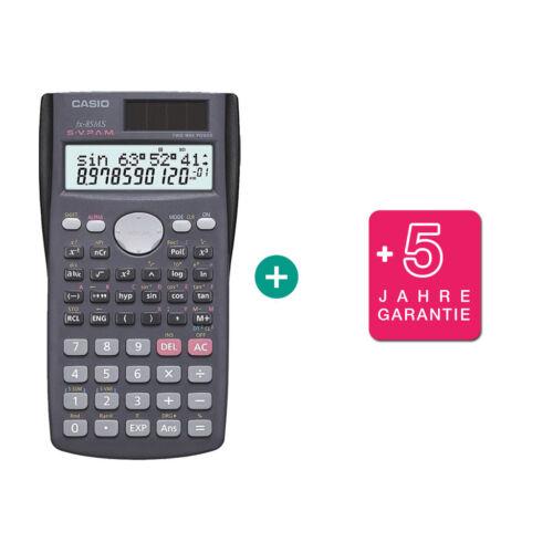 Casio FX 85  MS Taschenrechner erweiterte Garantie