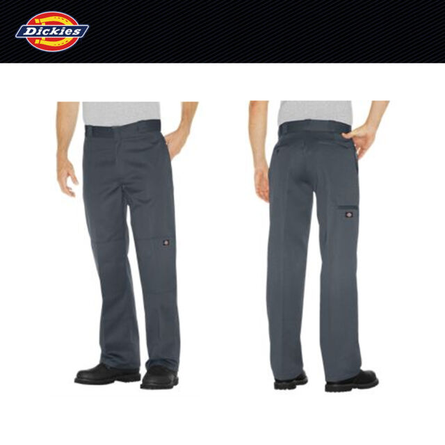 Dickies 85283 Men S Double Knee Cell Phone Pocket Loose Fit Work