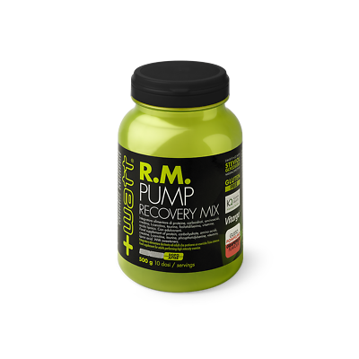 +watt R.m. Pump Recovery Mix Da 500g Post-workout Aiuto Muscolare Ed Energetico Acquisto Speciale