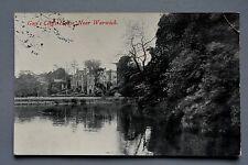 R&L Postcard: Guy's Cliff House, Warwick