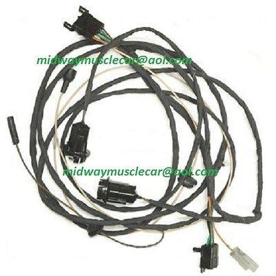 rear body tail light wiring harness 65 Chevy Impala convertible | eBayeBay