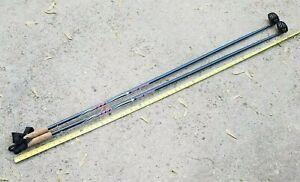 Leki-Ski-Trek-Country-Poles-Super-Marathon-Rare-Vintage-German-Made-Lot-Resale