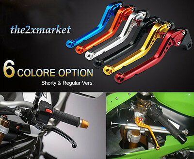 Clutch Brake CNC Levers For Honda CB1000R 2008-12 CBR1000RR/FIREBLADE 2004-2007