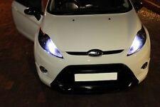 Ford Fiesta Focus Mondeo LED Xenon White SIDELIGHTS - T10 W5W 501 Error free