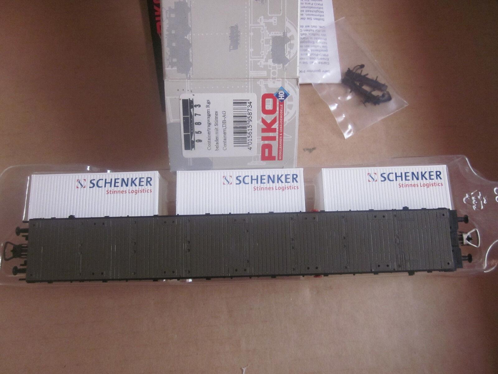 Piko 95873 Containerwagen H0 NEU  OVP  | Günstigen Günstigen Günstigen Preis  bd024b