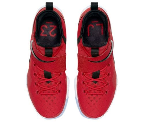 Nike Lebron Hombre Lebron Nike 14- Universidad Rojo/Blanco/Negro : 52405600 , 2ffeca