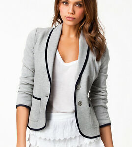 giacca estiva nera donna