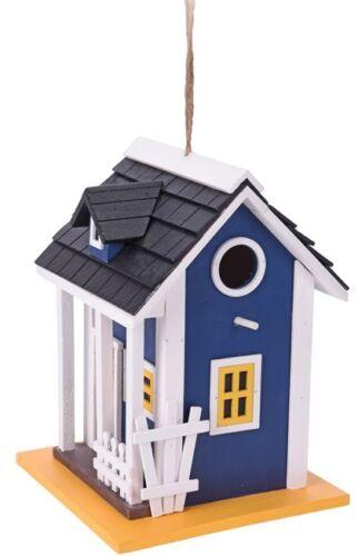 Deko Vogelhaus Nistkasten 25 cm Futterhaus Haus hängend Nistkasten Vogelhäuschen
