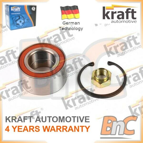 # GENUINE KRAFT AUTOMOTIVE HEAVY DUTY FRONT WHEEL BEARING KIT SET AUDI VW SKODA