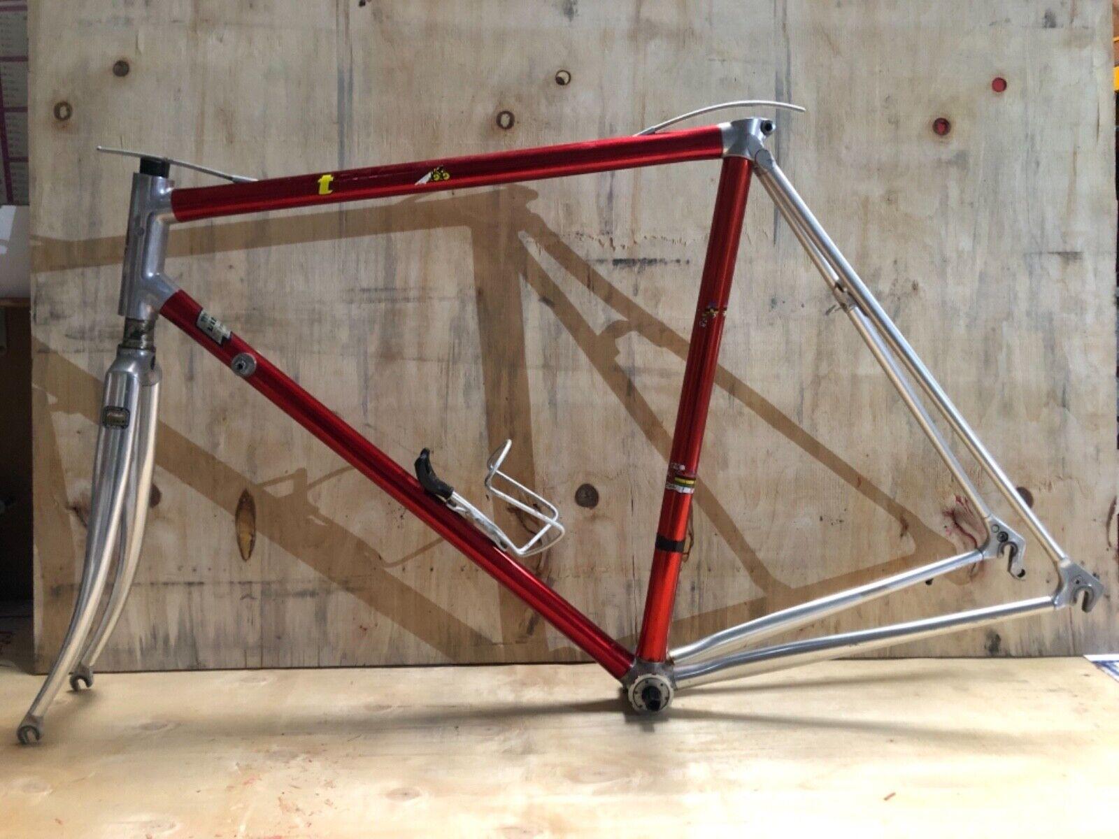 Kit cadre vitus 979 T53 TBE    frame kiT amazing condition