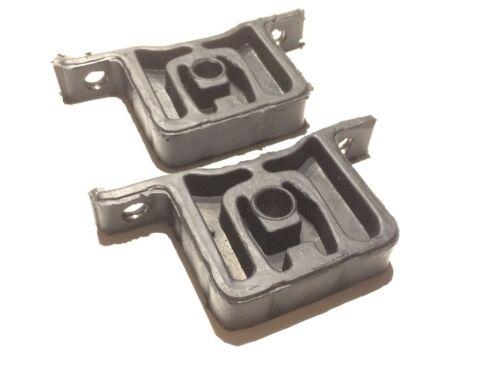 1M1 2x Halter Auspuff Abgasanlage mitte SEAT LEON 1.8 20V T 1.9 SDI 1.9 TDI