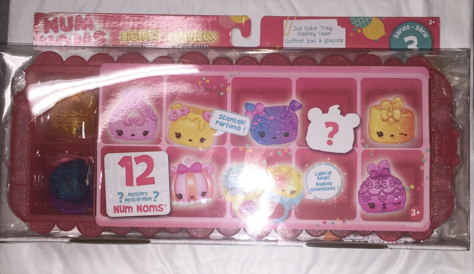 NUM NOMS LIGHTS MYSTERY PACK SERIES 3 NEW