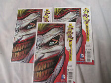Batgirl #13 New 52 Death of the Family - Die-cut version NM