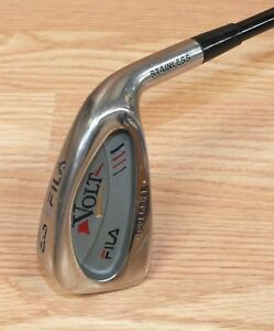 a40364004574 Fila Volt Oversize 3-Iron Golf Club Low Flex Super Graphite Shaft ...