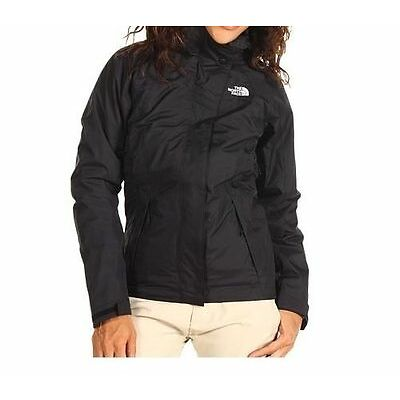 The North Face Womens Aphelion TriClimate Jackets 3in1 winter coat Black NEW $320