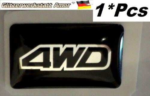 1a-Qualità 1*pcs auto PKW styling resina epossidica adesivo Distintivo Adesivo /> Universal
