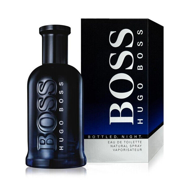 Profumo Uomo Boss Bottled Night Hugo Boss EDT