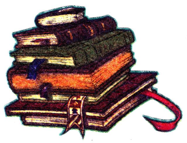 "5"" HARRY POTTER LOGO  BOOKS FABRIC APPLIQUE IRON ON"