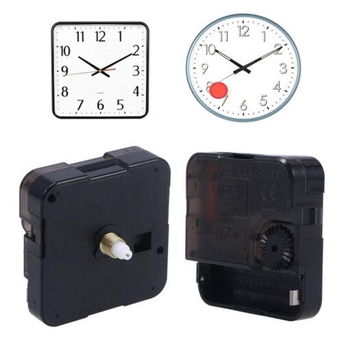 DIY Quarzuhrwerk Wanduhr Quartz DIY Clock Movement Mechanism Repair Ersatzteile