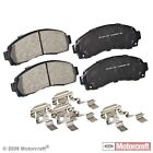Disc Brake Pad Set-Standard Premium Integrally Molded Disc Brake Pad Front