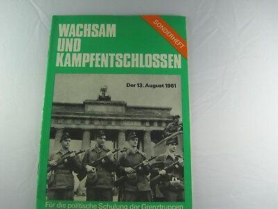 Nva Propaganda Grenztruppen Der Ddr Ostalgie Museum 13.august 1961 Fdj Mfs Sed Um 50 Prozent Reduziert