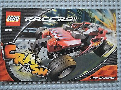 Instruction Nr LEGO® Bauanleitung 8136
