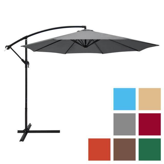 Bcp 10ft Offset Hanging Market Patio