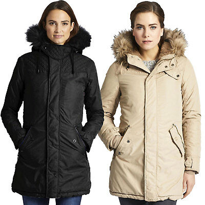 Khujo Anastina Jacket Damen-Mantel Jacke Wintermantel Winterjacke Parka Coat NEU