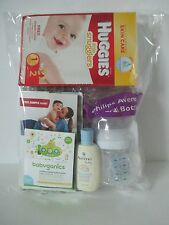 Baby Registry Welcome Gift Box Includes Philips Avent Bottle Huggies Wipe & More