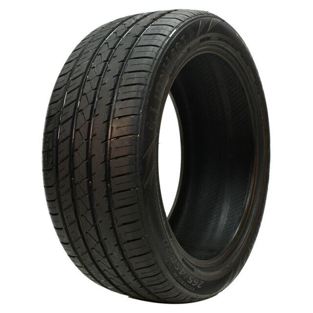 1 New Lionhart Lh-five  - 345/25zr20 Tires 3452520 345 25 20