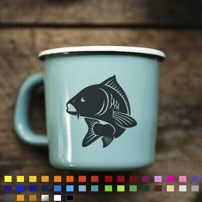 Nash Fishing Sticker Decal For Mug Laptop Car Van Hunter Bait Hooks Box Wall