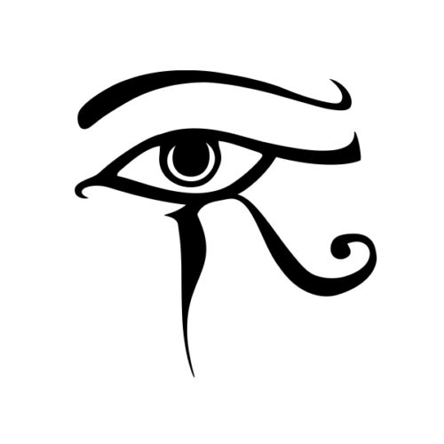 Eye of Horus vinyl decal sticker for Car//Truck Window Bottle laptop egyptian tab