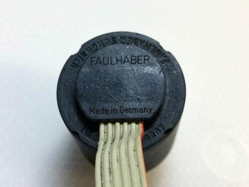FAULHABER DC Encoder Motor 9V Made in Germany