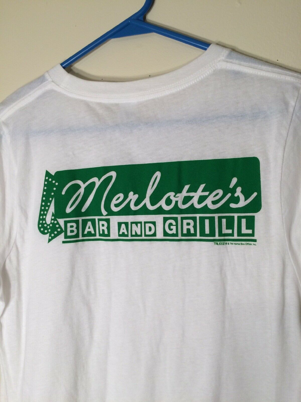True Blood Merlotte's Bar And Grill HBO Promo Tee XL White Sookie