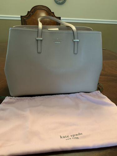 kate spade new york Women's Tote Bag in Blush/ Pin