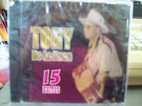 Tony De La Rosa 15 Exitos;album, Roy, Spanish