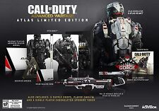 Call Of Duty: Advanced Warfare Atlas LIMITED Edition [PlayStation 4 PS4, FPS]