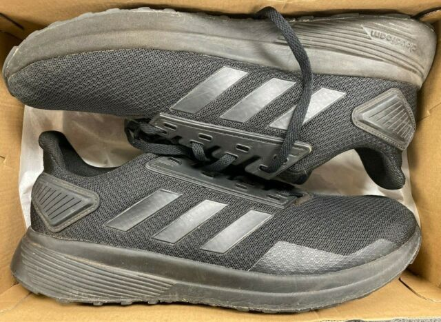 Size 9 - adidas Duramo 9 Triple Grey