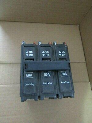 Eaton Quicklag 3 Pole 80A 6kA Circuit Breaker