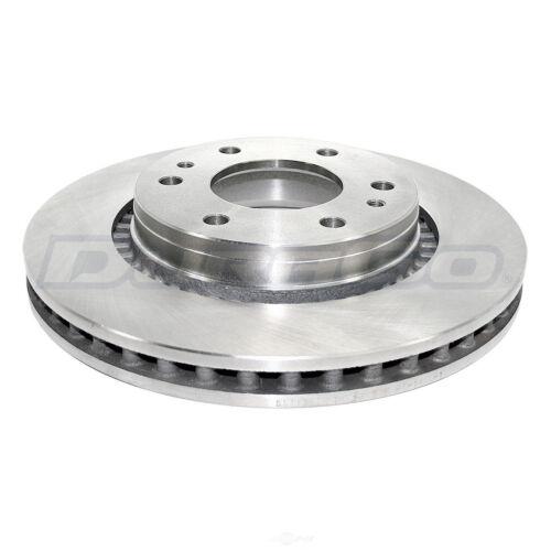 Disc Brake Rotor Front Parts Master 55112