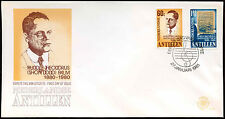 Netherlands Antilles 1981 Rudolf Theodorus FDC First Day Cover #C26712