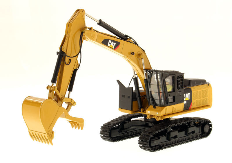 Dm katze 568 gf druckguss caterpillar 85923 1   50 straßen - builder - fahrzeuge